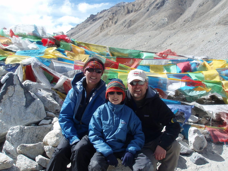 Rock Climbing Photo: Everest Base Camp