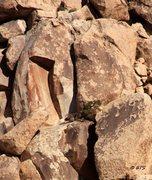 Rock Climbing Photo: Foreign Legion The Houdini Arete The Great Escape ...