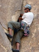 Rock Climbing Photo: shameless plug... fun climb tho