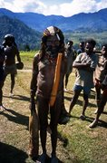 Rock Climbing Photo: Traditional garb at the Ilaga market. I traded thi...