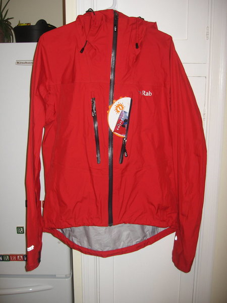 RAB Momentum Jacket