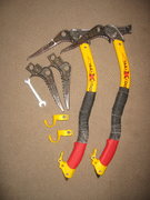 Rock Climbing Photo: Grivel Taakoon Ice Tools