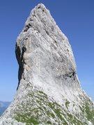 Rock Climbing Photo: Pflughoerndl