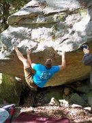 Rock Climbing Photo: Nate on Insurgent