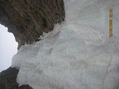 Rock Climbing Photo: Mean Green P1