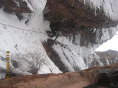 Rock Climbing Photo: Avocado Gully P2