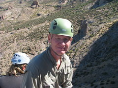 Rock Climbing Photo: Superstitions Mt. The Hand