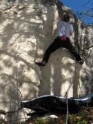 Rock Climbing Photo: WL