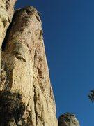 Rock Climbing Photo: Freeform.