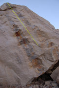 Rock Climbing Photo: Stairway to Heaven V0-. Its like a stairway but do...