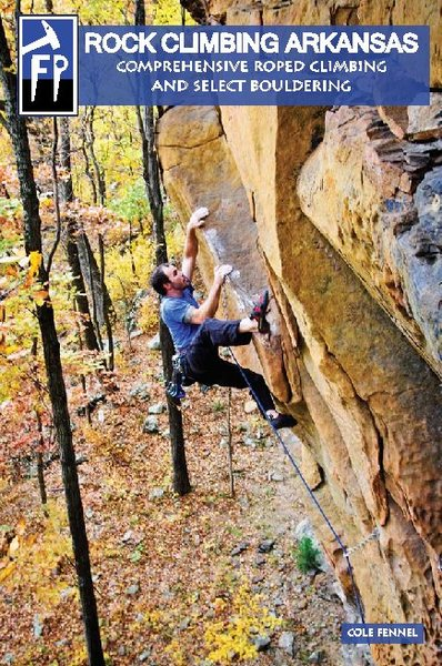 Rock Climbing Photo: Rock Climbing Arkansas by Cole Fennel