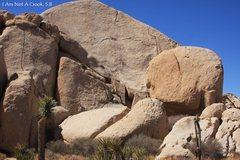 Rock Climbing Photo: I Am Not A Crook
