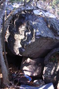 Rock Climbing Photo: Top-off