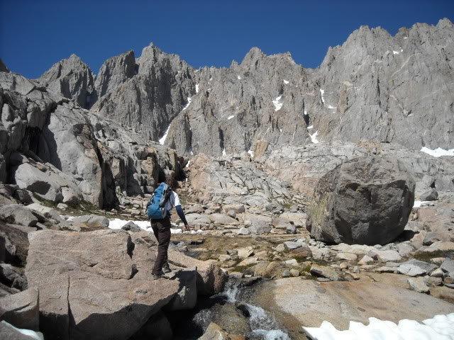 Rock Climbing Photo: The Palisades