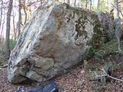Rock Climbing Photo: Obvious arete