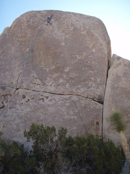 Rock Climbing Photo: Rubicon, Joshua Tree