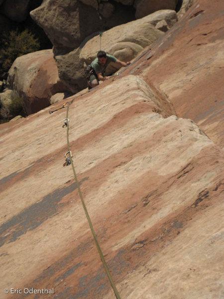 Rock Climbing Photo: the final arete... classic!
