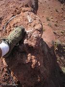 Rock Climbing Photo: mud summit