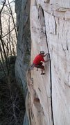 Rock Climbing Photo: Hot September