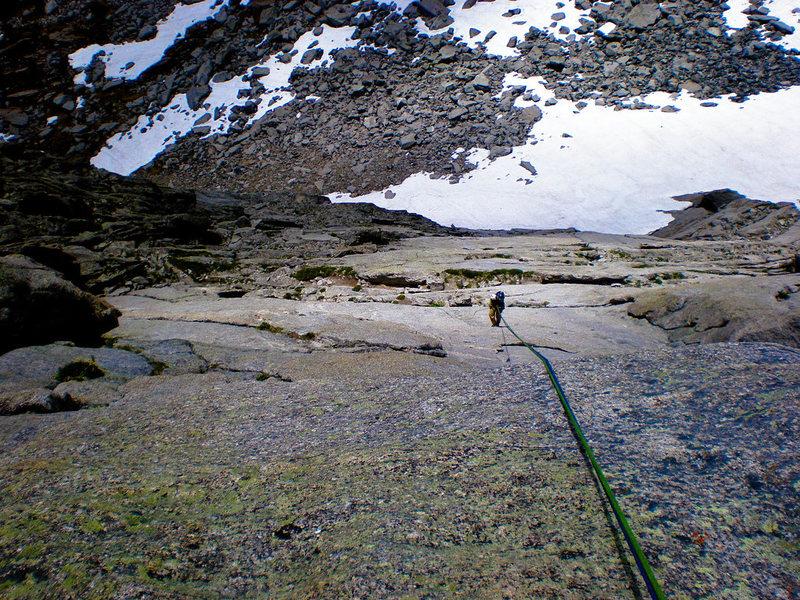 Descending Pingora