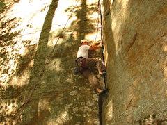 Rock Climbing Photo: The Start of Environmental Impact