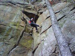 Rock Climbing Photo: Ralph & Bobs
