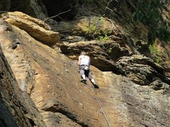 Rock Climbing Photo: Funkadelic
