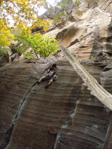 Rock Climbing Photo: Classic Crack