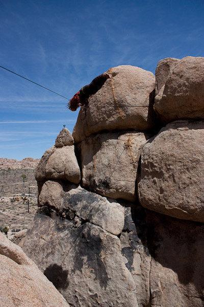 Rock Climbing Photo: SAM