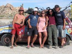 Rock Climbing Photo: yogaslackers