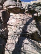 Rock Climbing Photo: The Fiend.