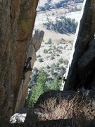Rock Climbing Photo: Psychatomic...so good.