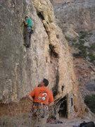 Rock Climbing Photo: Hermit Shack Wall.