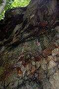 Rock Climbing Photo: Trundle Queen 5.6