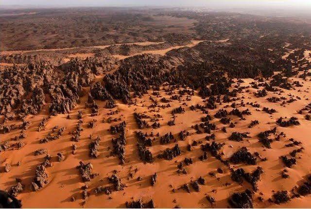 Rock Climbing Photo: Sahara Desert 4
