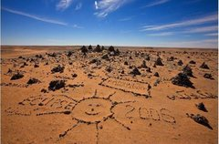 Rock Climbing Photo: Sahara Desert 7