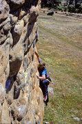 Rock Climbing Photo: Araps
