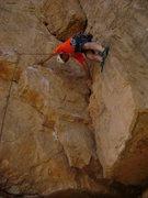Rock Climbing Photo: Fashionable climbing.