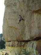 Rock Climbing Photo: Niccole on No Fashion.