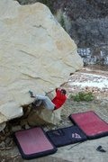 "Rock Climbing Photo: ""Open For Business""'s business"