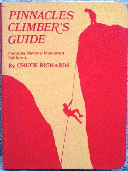 Pinnacles guide 1974