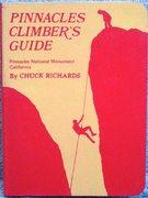 Rock Climbing Photo: Pinnacles guide 1974