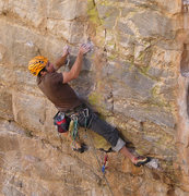 "Rock Climbing Photo: ""Oh yeah Geir you think that is hard?  check ..."