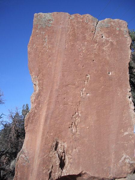 Cyclops Boulder.