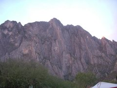 Rock Climbing Photo: El Potrero Chico