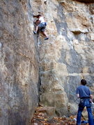 Rock Climbing Photo: The Perfect Crimb