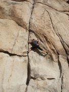 Rock Climbing Photo: Classic.  Double Cross.  Just have to do it. twice...