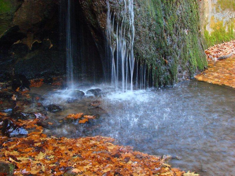 Stephen's Falls, October 2009.