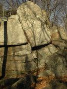 Rock Climbing Photo: Dough Arete
