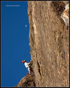 Rock Climbing Photo: High wire area
